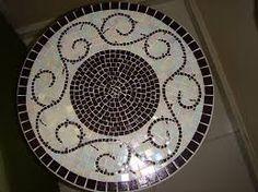 Resultado de imagem para mosaico com pastilha