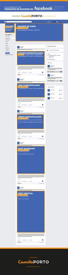 Tamanho de imagens para Facebook: capa, avatar, post e mais