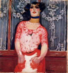 What attracted artists to prostitution as a subject? Come and see the exhibition 'Easy Virtue' at the Van Gogh Museum. Discover prostitution through the eyes of Vincent van Gogh, Edgar Degas, Henri de Toulouse-Lautrec, Pablo Picasso and other artists. Frantisek Kupka, Van Gogh Museum, Georges Braque, Art Walk, Art Abstrait, Art Graphique, Pablo Picasso, Contemporary Paintings, Figurative Art