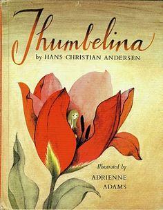 Thumbelina Adrienne adams