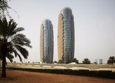 torres-AlBahar-con celosias inteligentes