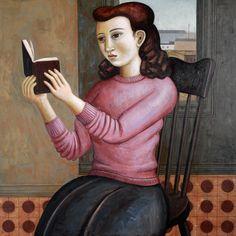 Mystic Book Series: Purple Sweater 2013 - Rick Beerhorst