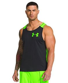 e7db6b25bd13e7 Under Armour Men s UA Combine® Training Plus Tank Large Black Under Armour  http