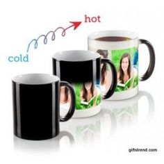 Personalised Colour Changing Magic Mug click 2 shop: https://www.giftstrend.com/personalised-colour-changing-magic-mug.html