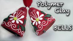 Using a small terra cotta pot i will show you how to make decorated bells for a cute tree ornaments for Christmas. SUBSCRIBE to my weekly crafts videos!! htt...