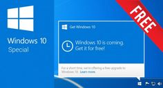 "Windows 10 Free Upgrade ""Still Available"" Using Windows 7/8.1 Product Key  #news"