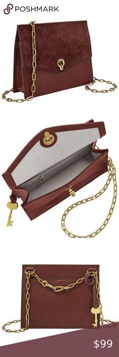 Metallic Pewter Twist Turn Lock Faux Leather Cross Body Bag Messenger Shoulder