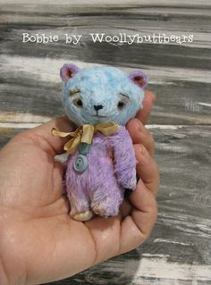 Bobbie by Woollybuttbears