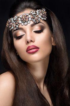 Beautiful Lips, Beautiful Girl Image, Beautiful Pictures, Beauty Full Girl, Beauty Women, Beauty Makeup, Hair Beauty, Face Photography, Beauty Shoot