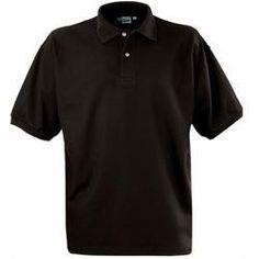 US Basic Boston Golf Shirt I Piqué knit of combed cotton Form fitted 1 x 1 Flat knit rib collar and cuffs I Azulwear Cape Town, Durban, Bloemfontein Collar And Cuff, Golf Shirts, Workwear, Mens Tops, Fashion, Moda, Work Wear, Funny Golf Shirts, Fashion Styles