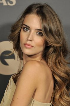 Clara Alonso in 'GQ Awards 2010'