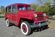 1956 WILLYS JEEP Lot 718 | Barrett-Jackson Auction Company