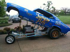 jungle jim funny car 1969 chevy nova... brings back childhood memories.