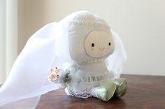 Bride {3 quarter} by Effunia, via Flickr