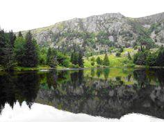 Lac du Forlet - #Alsace