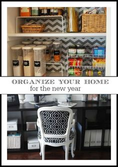 It's a brand new year and a great time to organize your entire home and feel like a new you! Sound overwhelming? Tips and tricks in this post here! #eBayGuides2016 #CG #ad