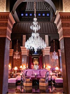selman marrakech hotel, morocco