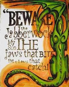 "Lewis Carroll- ""Jabberwocky"""