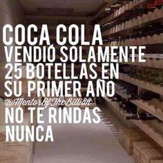 Coca Cola vendió #Instagram de #proZesa  Instagram frases instagram proZes