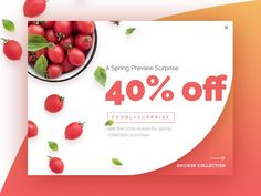 Foodly Shopify Theme Popup