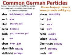 Common german
