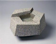 Isamu Noguchi- Tsukubai\ 11 1/2 x 20 1/4 x 22 3/8 in. (29.2 x 51.4 x 56.8 cm)