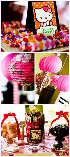 Real Party: Hello Kitty Birthday