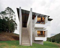 Australian Architecture, Contemporary Architecture, Art And Architecture, Vernacular Architecture, Gaudi, Glen Murcutt, Facade Design, House Design, Exterior Design