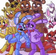 Five Nights At Freddy's Role Play - Community - Google+