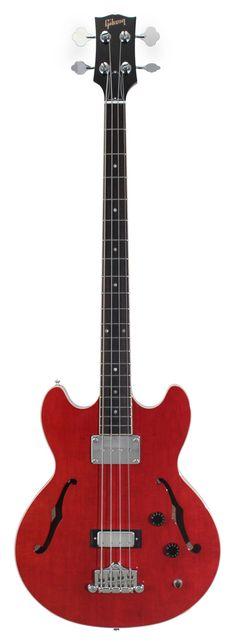 Gibson Midtown Electric Bass Cherry | Rainbow Guitars