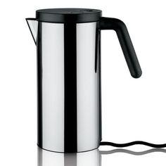Elektrischer Wasserkocher Hot.it von Alessi | creme guides