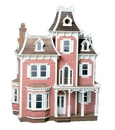 Greenleaf Dollhouse Deluxe Kit-Beacon HillGreenleaf Dollhouse Deluxe Kit-Beacon Hill,