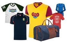 This Christmas you can go back in time with the Dukla Prague or look to the future with a Lions polo shirt.