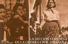 mujeres en la guerra civil española - Google Search