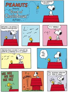 Peanuts by Charles Schulz for Aug 6, 2017 | Read Comic Strips at GoComics.com