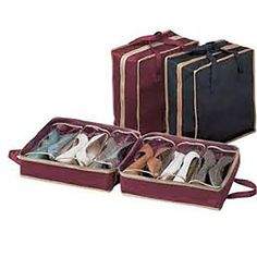 Portable Shoe Storage Box (Random Color) – USD $ 8.99
