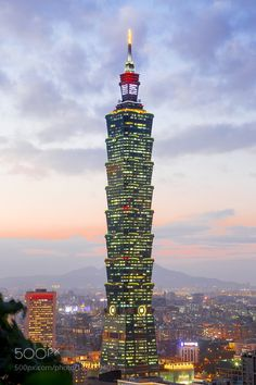 Popular on 500px : Taipei 101 at Shangsan by o7nlzwowaq