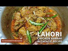 Chicken Karahi, Chicken Recipes, Beef, Youtube, Food, Meat, Essen, Meals, Eten