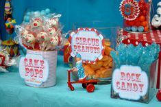pictures of a circus theme sweet 16 | circus+carnival+birthday+party+ideas+candy+bar+details+3.jpg