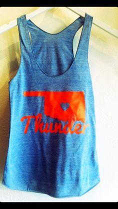 Thunder love tank $36 www.royceclothing.com