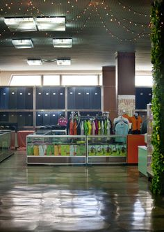 Shop in Pyongyang - North Korea