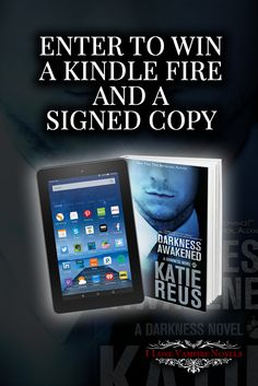 Win a Kindle Fire or Signed Copy from NY Times Bestselling Author Katie Reus