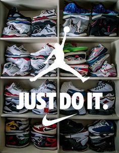 My dream shoe closet