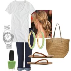wearing today, created by sweetwaterdesign on Polyvore