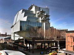 Whitney Museum- Renzo Piano