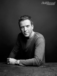 Damian Lewis. Love him as Charlie Crews. Of course it's the only thing I've seen him in
