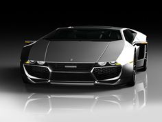 De Tomaso Mangusta Legacy Concept - this makes me think of a newer version of the Delorean.