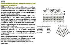 Croche e Pontos: Roupas 12/4/18