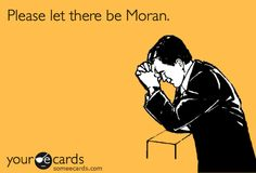Especially if Moriarty really is dead... Moran's the only one who could measure up.