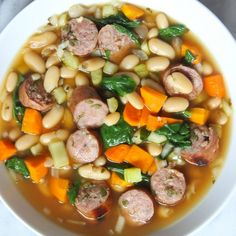 Slow Cooker Sausage,